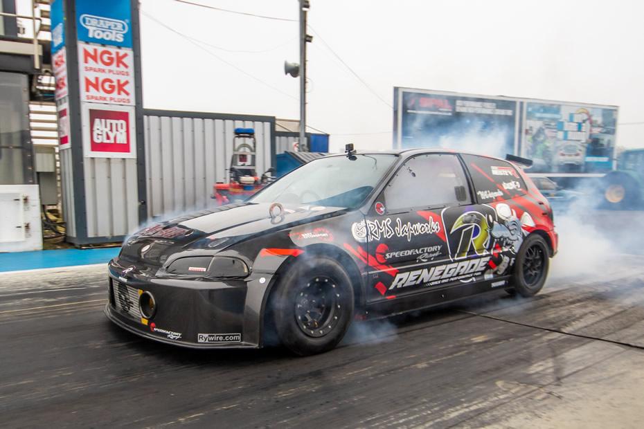 FWD Drag Series - Racer Details 2019