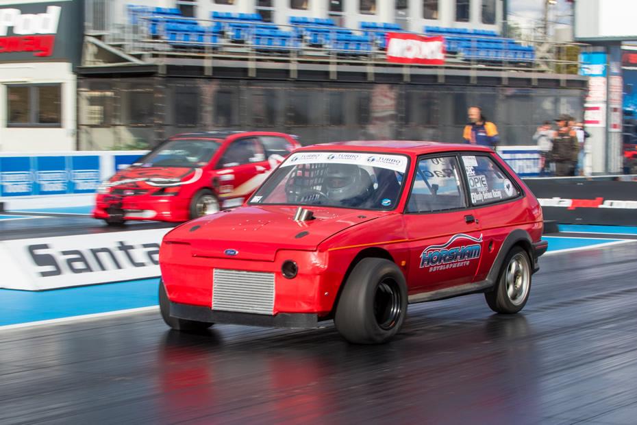 FWD Drag Series - Racer Details